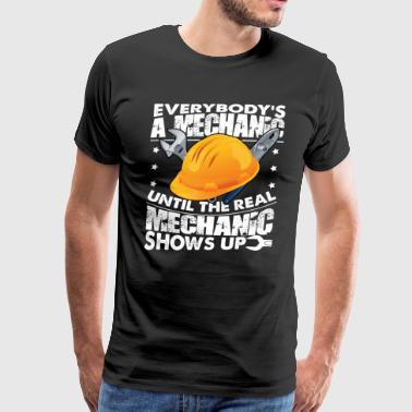 Everybody's A Mechanic T Shirt - Men's Premium T-Shirt