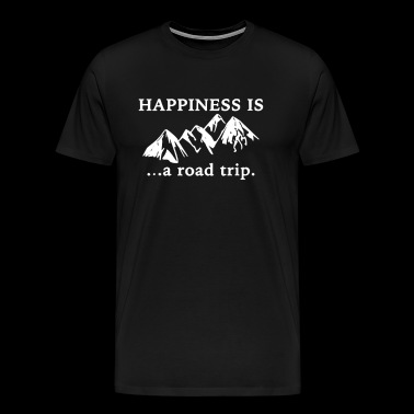 Adventure Shirt Road Trip - Men's Premium T-Shirt