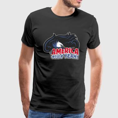 Team America - Men's Premium T-Shirt