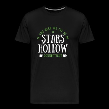 Stars Hollow Funny T shirt - Men's Premium T-Shirt