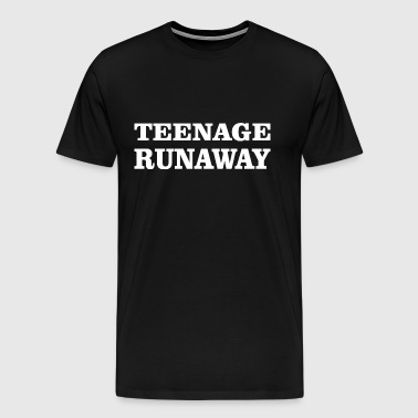 Teenage Runway - Men's Premium T-Shirt