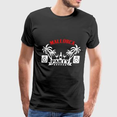 Mallorca Party - Men's Premium T-Shirt