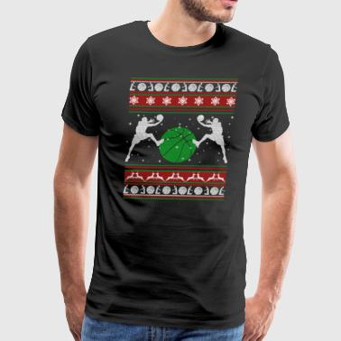 Coach Basketball Christmas Shirt - Men's Premium T-Shirt