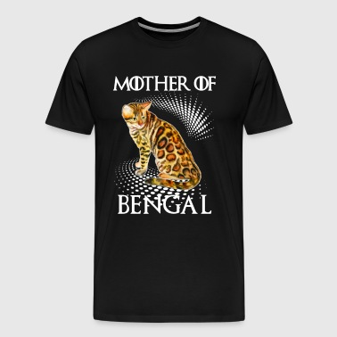 Mother Of Bengal Cat Shirt - Men's Premium T-Shirt
