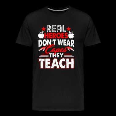 Teacher Tee Shirt - Men's Premium T-Shirt