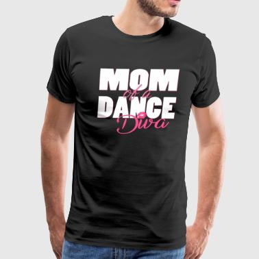 Dance Diva - Men's Premium T-Shirt
