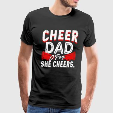 Cheer Tee Shirt - Men's Premium T-Shirt