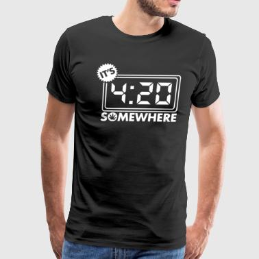 It s Four Twenty - Men's Premium T-Shirt