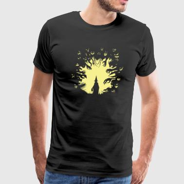 All Hallow s Eve - Men's Premium T-Shirt