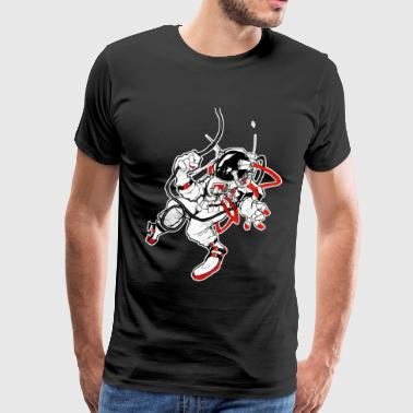 Spaceman! - Men's Premium T-Shirt