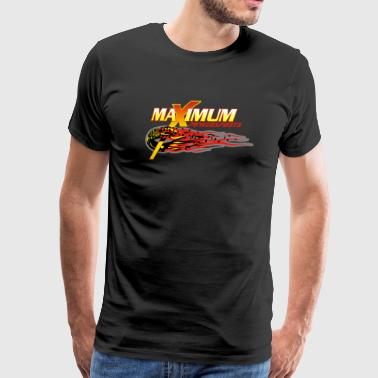 Maximum Motocross Power - Men's Premium T-Shirt