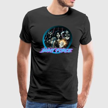 : Buht Force (The T-Shirt) - Men's Premium T-Shirt