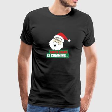 Santas Cumming - Men's Premium T-Shirt