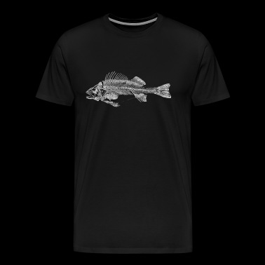 Fish Bones - Men's Premium T-Shirt