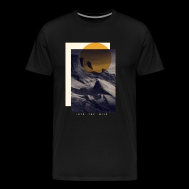 Into The Wild T-Shirts - Men's Premium T-Shirt