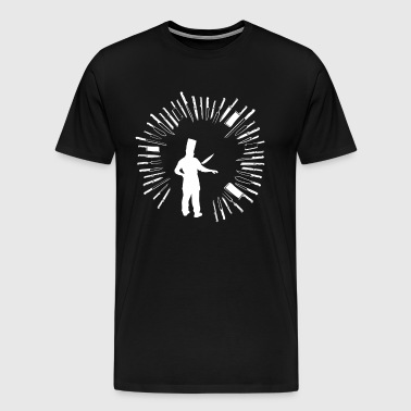 Chef Knives - Men's Premium T-Shirt
