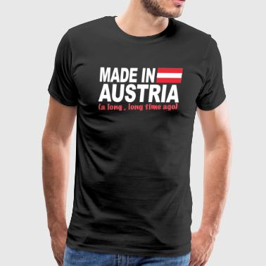 Made in Austria a long long time ago - Men's Premium T-Shirt