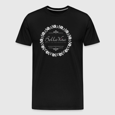 Bella Vita Wedding Photography - Men's Premium T-Shirt