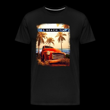 Its Beach Time - Men's Premium T-Shirt