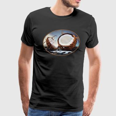 Coconut Crisp - Men's Premium T-Shirt