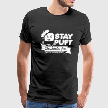 Stay Puft Marshmallow Corp - Men's Premium T-Shirt