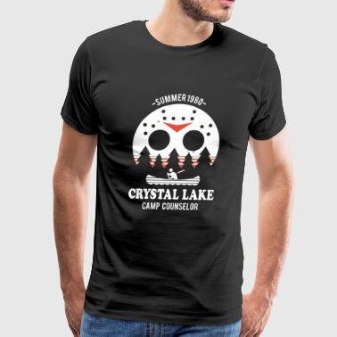 Crystal Lake Camp Counselor - Men's Premium T-Shirt