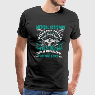 Proud Medical Assistant Shirt - Men's Premium T-Shirt