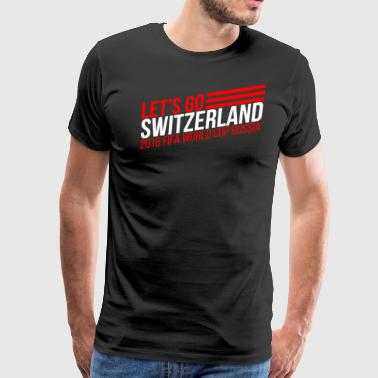 Switzerland World Cup - Men's Premium T-Shirt