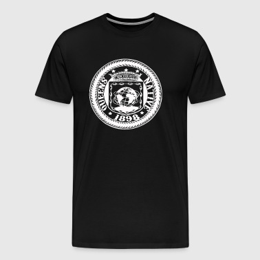 QUEENS NATIVE - Men's Premium T-Shirt