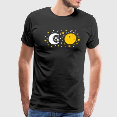 space concert - Men's Premium T-Shirt