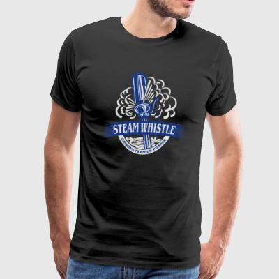 Steam Whistle - Men's Premium T-Shirt
