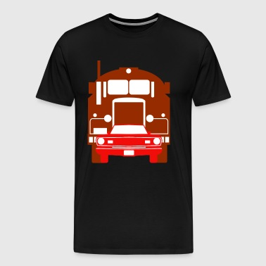 281 VS Car - Men's Premium T-Shirt