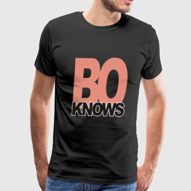 Bo Knows Funny - Men's Premium T-Shirt