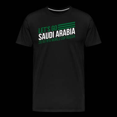 Saudi Arabia World Cup - Men's Premium T-Shirt