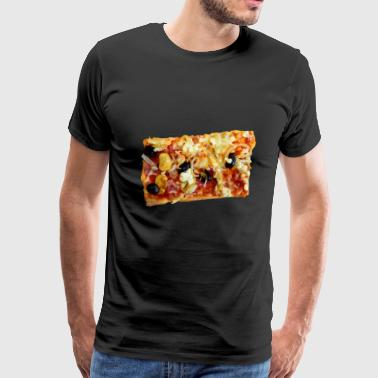 pizza pizzeria food essen restaurant20 - Men's Premium T-Shirt