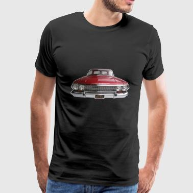 Red 1963 Impala Lowrider - Men's Premium T-Shirt
