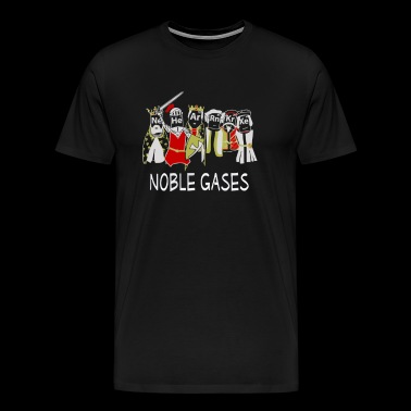Noble Gases Science - Men's Premium T-Shirt