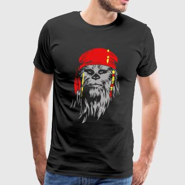 Wars Pirates The Carribean Cool Funny - Men's Premium T-Shirt