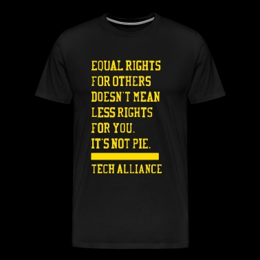 Tech Alliance - Men's Premium T-Shirt
