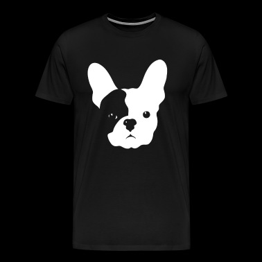 French Bulldog Dog - Men's Premium T-Shirt