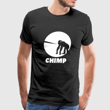 Chimp - Men's Premium T-Shirt