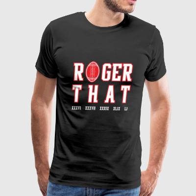 reger that - Men's Premium T-Shirt