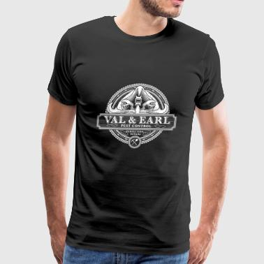 Val and Earl Pest Control - Men's Premium T-Shirt