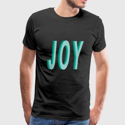 joy 02 - Men's Premium T-Shirt