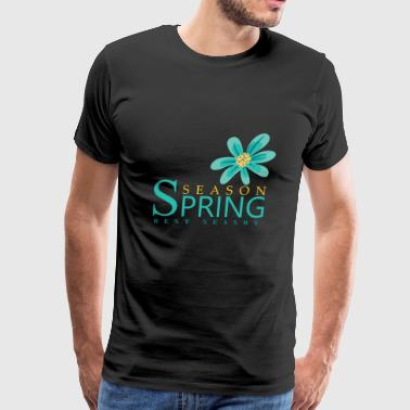 spring season t-shirt for women & man - Men's Premium T-Shirt