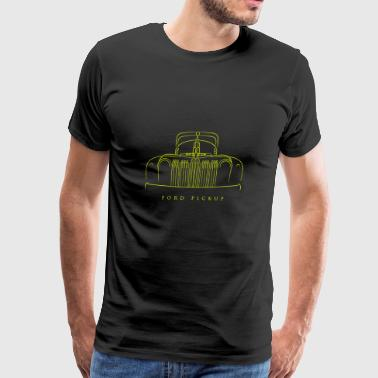ford pickup - Men's Premium T-Shirt