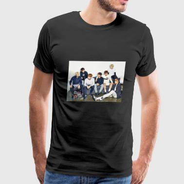 BTS Lover T-Shirt - Men's Premium T-Shirt