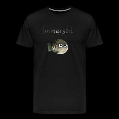Cute Little Fishy - Men's Premium T-Shirt