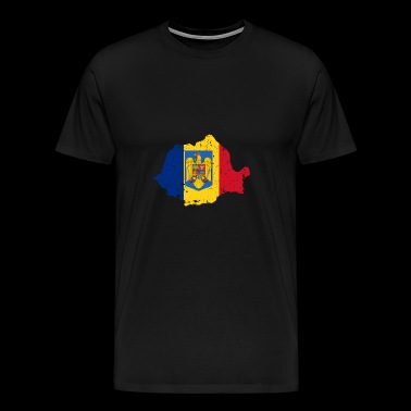 Romania - Men's Premium T-Shirt
