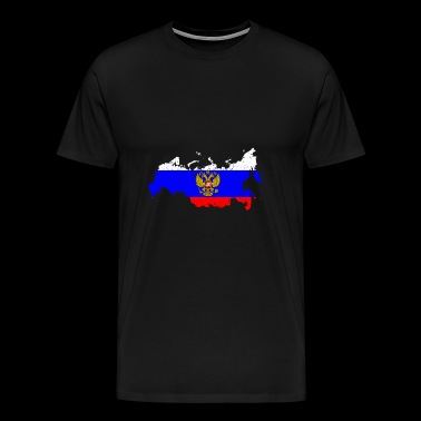 Russia National Symbol - Men's Premium T-Shirt